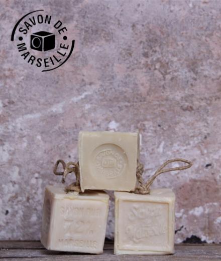 Cube Cordé de Marseille pur végétal