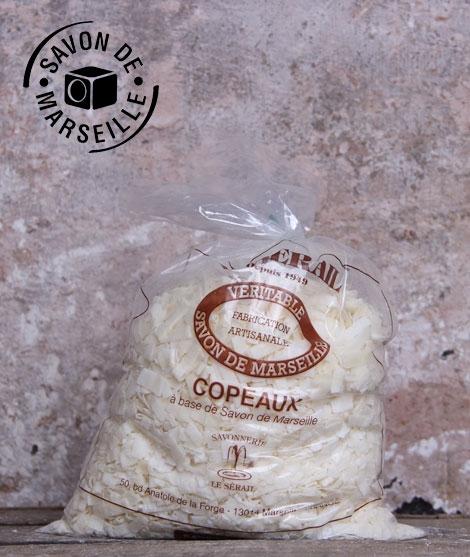 Copeaux nature blanc 1kg
